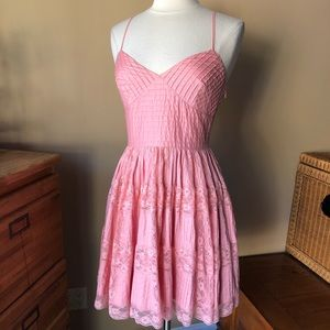 Betsey Johnson Pink Party Dress